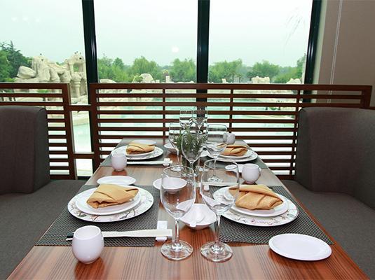 冬季进补食养餐 — 上海太阳岛度假酒店