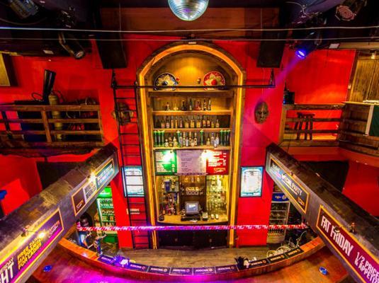 衡山路酒吧_衡山路酒吧人均消费