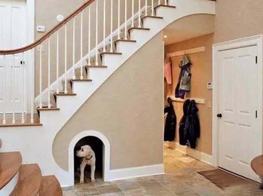 创意手绘楼梯扶手