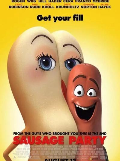 史上最污的动画片,居然不止 香肠派对 ,黄暴得不得了