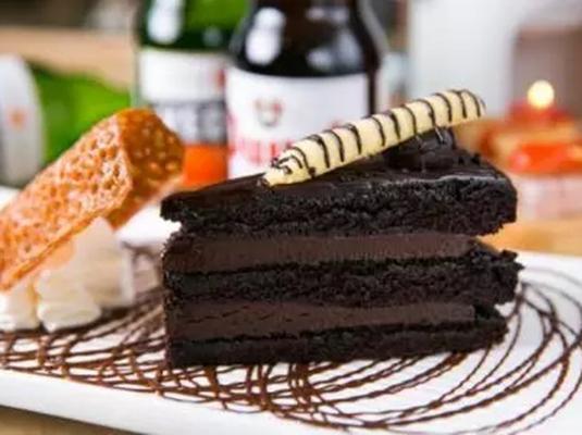 专营巧克力的欧式小店