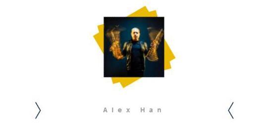 幼狮、明星中音萨克斯手-拔草一场葛莱美奖最佳王牌制作 Alex Han