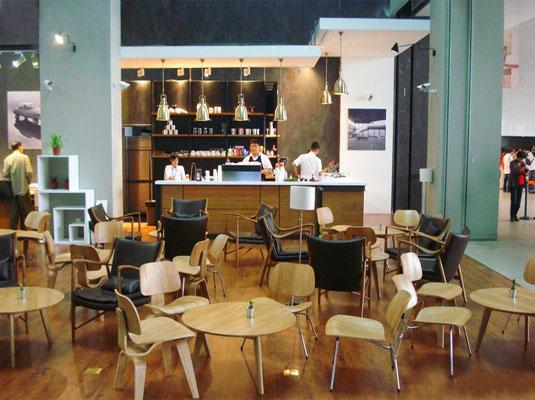 红坊沙龙café