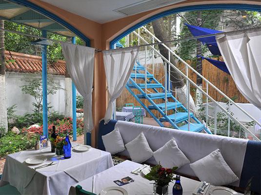 夏季海洋主题餐厅推荐