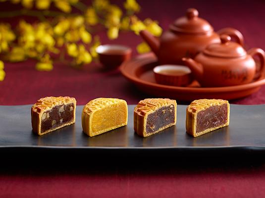 228/盒,8枚装瑞月礼盒:388/盒 上海威斯汀大饭店月饼礼盒运用时下流行