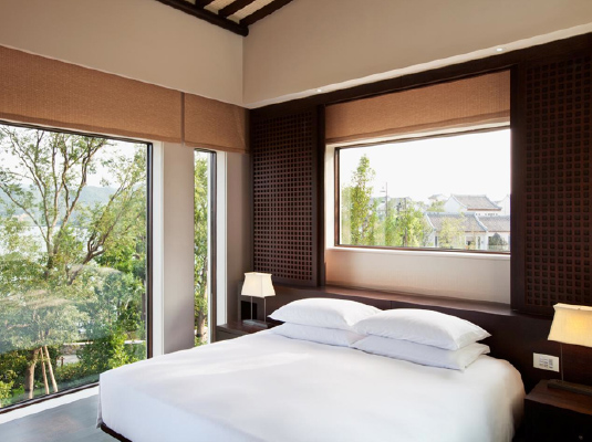 探访上海周边最适合隐居的十佳度假酒店