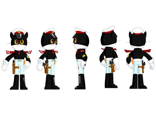 《上海美术电影制片厂经典动画形象巡展》亮点抢先看 亮点一:登场超过30个真人比例公仔 本次巡展集中展示超过30个1.5米至3米的经典动画人偶,包括葫芦兄弟、黑猫警长、三个和尚、孙悟空、阿凡提等,它们将从动画银幕上走来,与你面对面的亲密接触,小时候爱过的、怕过的、崇拜的、憎恨的竟然都触手可及!赶紧来张合影吧!逛完展览,还能在周边售卖区找到各类衍生品,从印有美影经典形象的限量版地铁卡到一发行就售罄的收藏版大闹天宫纪念邮册,从英俊的黑猫警长公仔到可爱的小兔淘淘拍拍表,众多纪念品将你的儿时记忆带回家,也让00后,