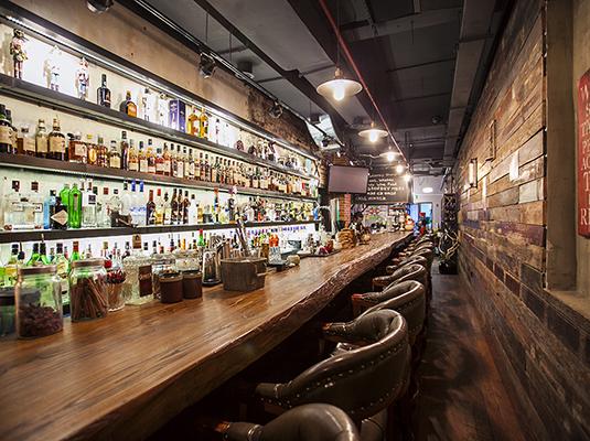 沪上六大创意特调鸡尾酒酒吧