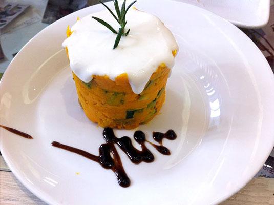 万圣节最不可错过的南瓜美食